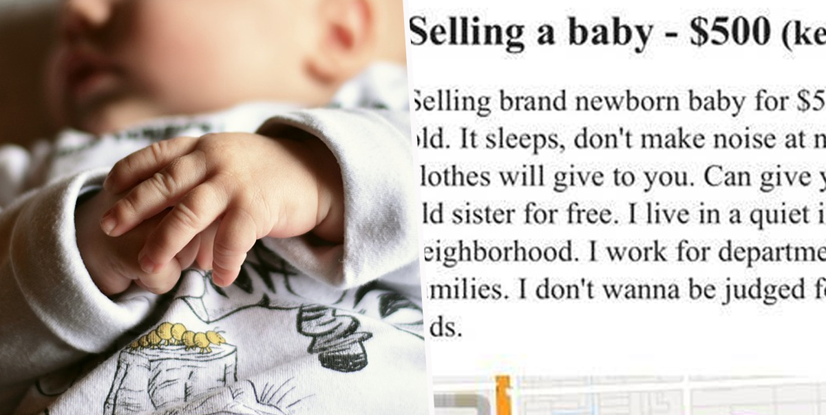 Florida Investigating Craigslist Ad Selling Newborn Baby For $500