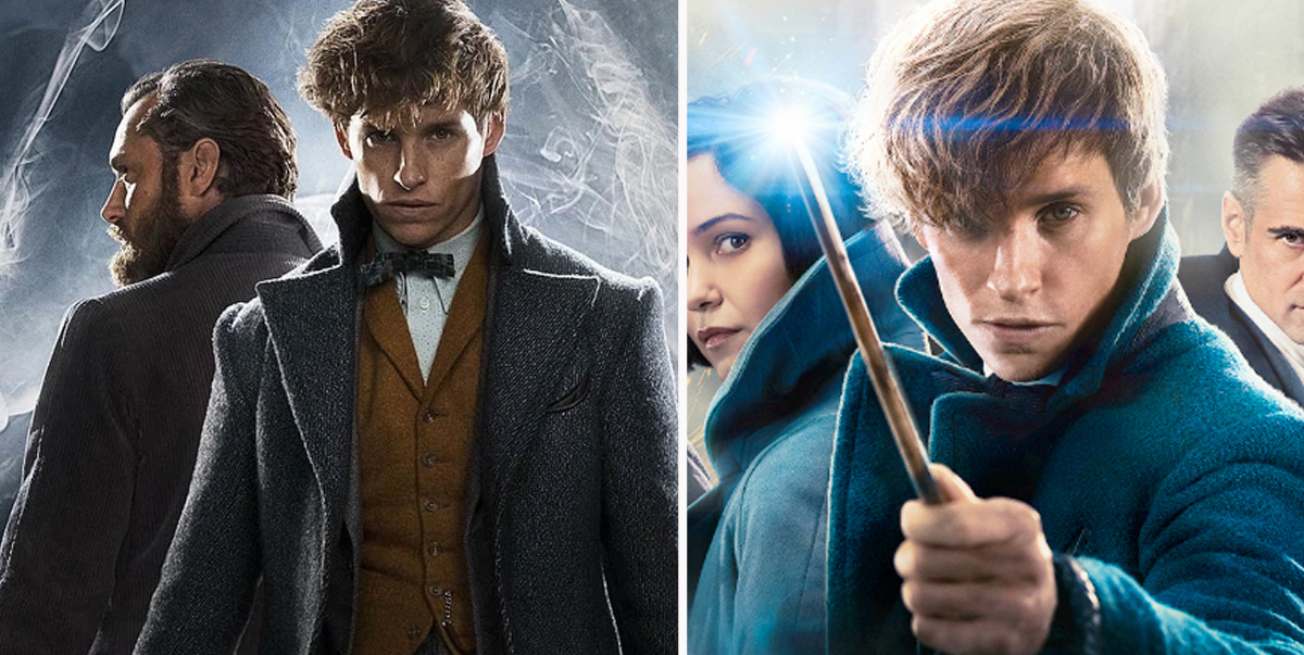 JK Rowling's 'Fantastic Beasts 3', Starring Eddie Redmayne And Johnny Depp, Will Finally Start Filming Next Year