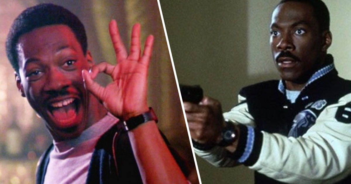 Netflix Teaming Up With Paramount And Eddie Murphy For New Beverly Hills Cop Movie