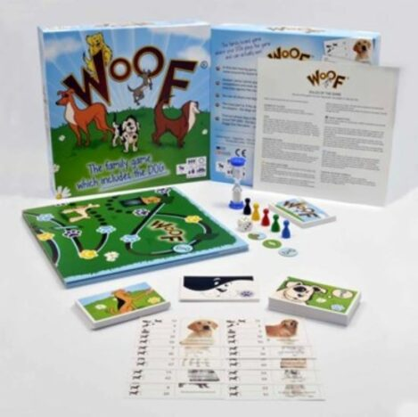 Woof Board Game
