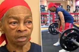 82-Year-Old Bodybuilder Slams Table Over Man, 29, Who Broke Into Her Home