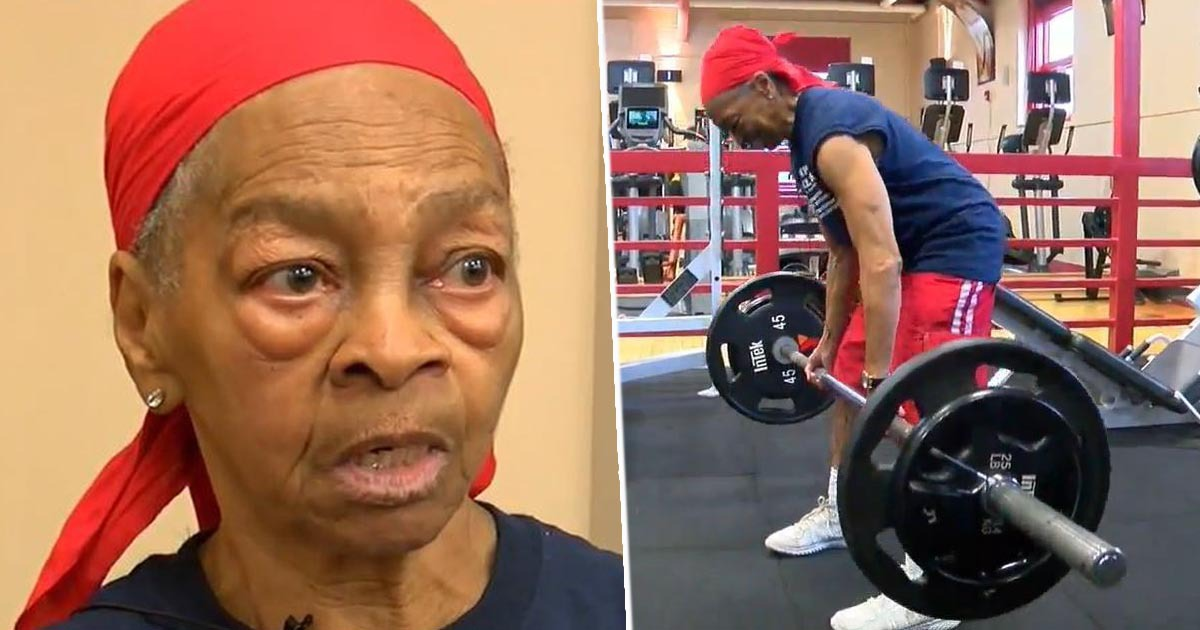 82-Year-Old New York Bodybuilder Slams Table Over Man, 29, Who Broke Into Her Home