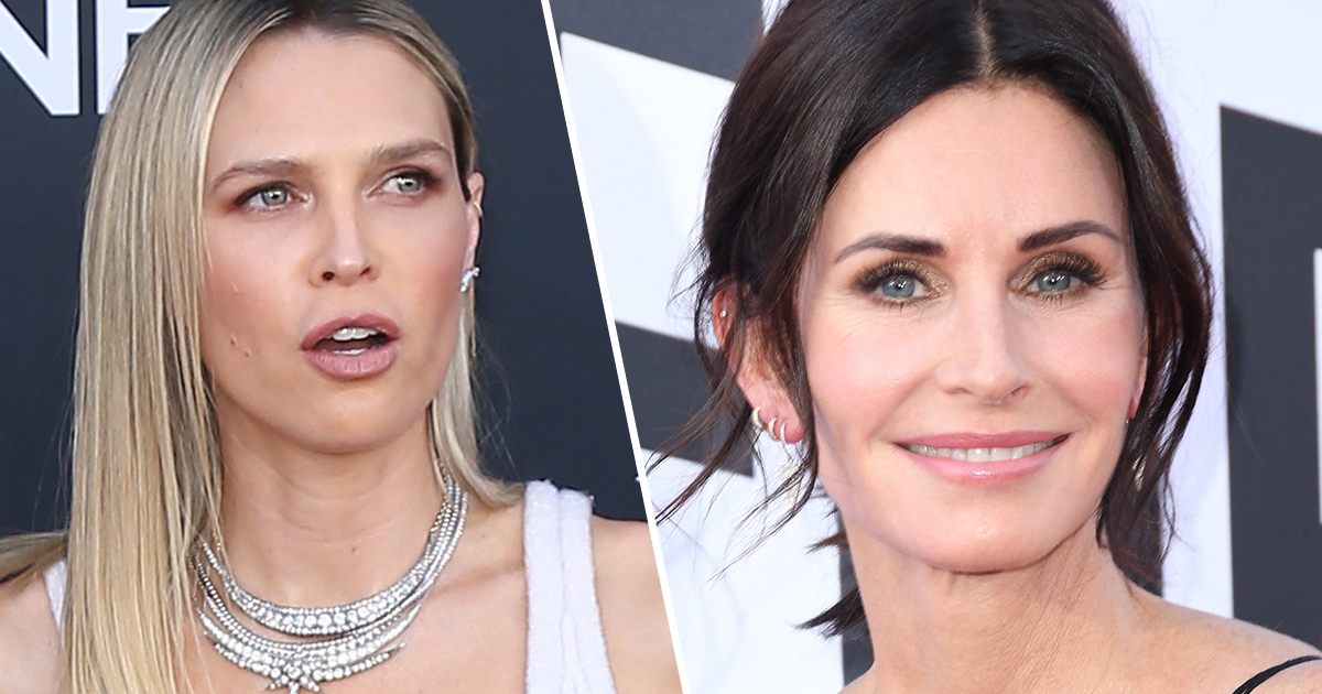 Courteney Cox Savages Sara Foster After She Dresses Up As Monica For Halloween