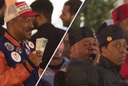 Eddie Murphy Shoots Scenes For Coming To America 2