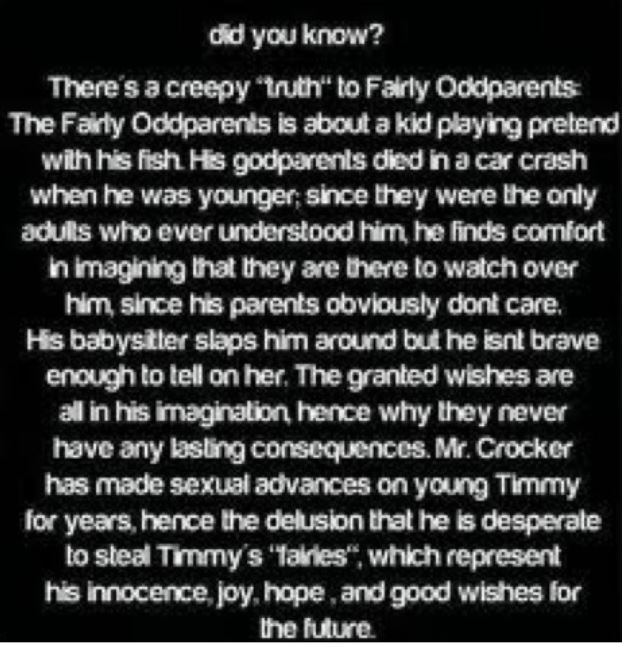 Fairly OddParents fan theory