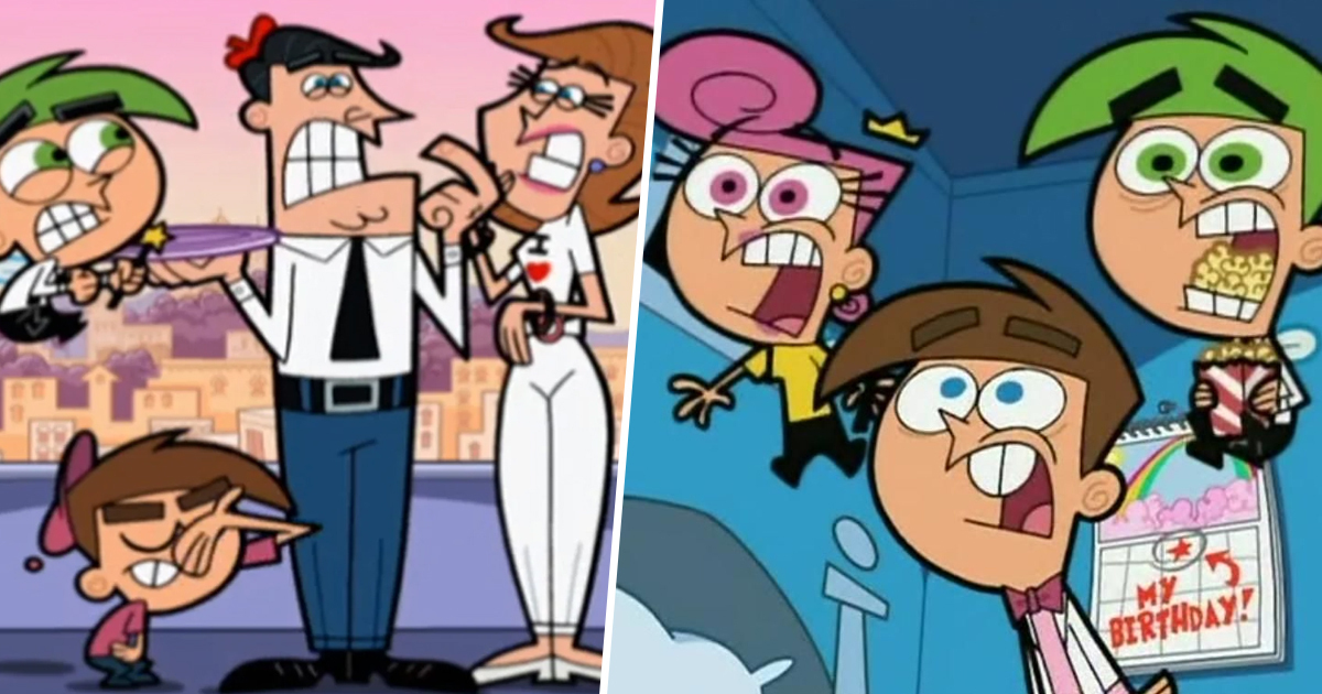 Disturbing Fairly OddParents Fan Theory Will Ruin Your Childhood