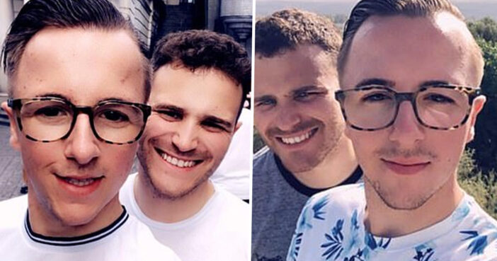 Gay Couple Falsely Accused By Paedophile Hunters Of Being 'Nonces' On Facebook Live