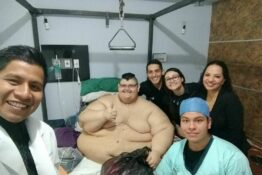 Juan Pedro Franco world's fattest man loses weight