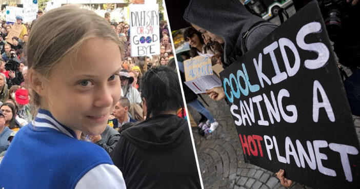 Greta Thunberg Urges 'Everyone' Around World To Join Climate Crisis Protests