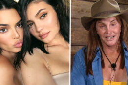 kylie and kendall support caitlyn jenner 1