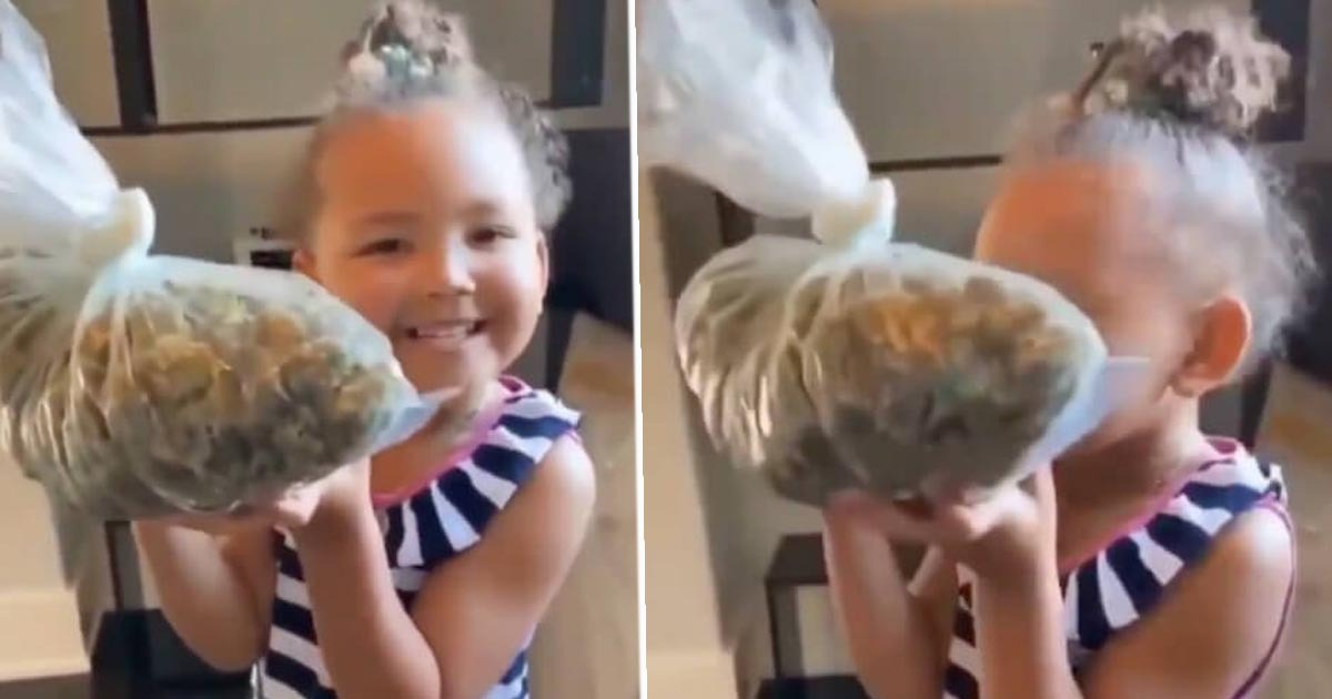 Fans Fuming YG Asked Three-Year-Old Daughter To Smell A Bag Of Weed