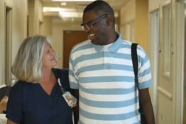 nurse adopts patient who can't have heart transplant