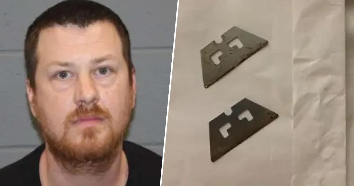 Man Arrested For Spiking Children's Halloween Treats With Razor Blades
