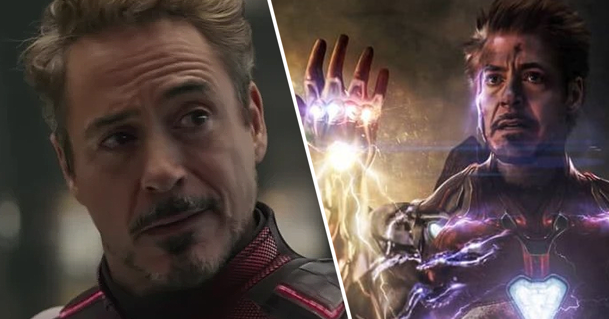 Robert Downey Jr. Returning to MCU For Iron Man In Disney+ Series