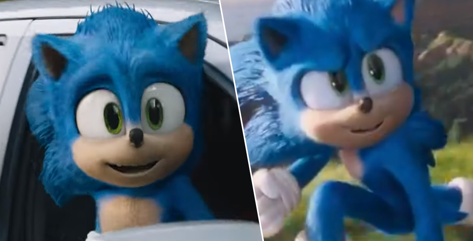 New Sonic Trailer Gives Best Look Yet At Redesign Unilad