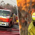 Teenage Boy Arrested For Starting Huge Bushfire That Destroyed 36 Homes
