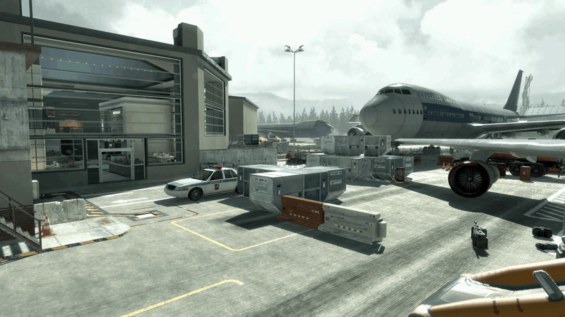 terminal map call of duty
