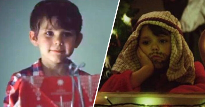 Kid From The John Lewis Christmas Advert 2011 Is Now Hollywood Film Star