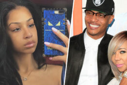 T.I's Wife Responds To Him Checking His Daughter's Hymen Is Still Intact