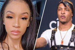 T.I.'s Daughter Unfollows Him After His Comments About Her Hymen Received Backlash