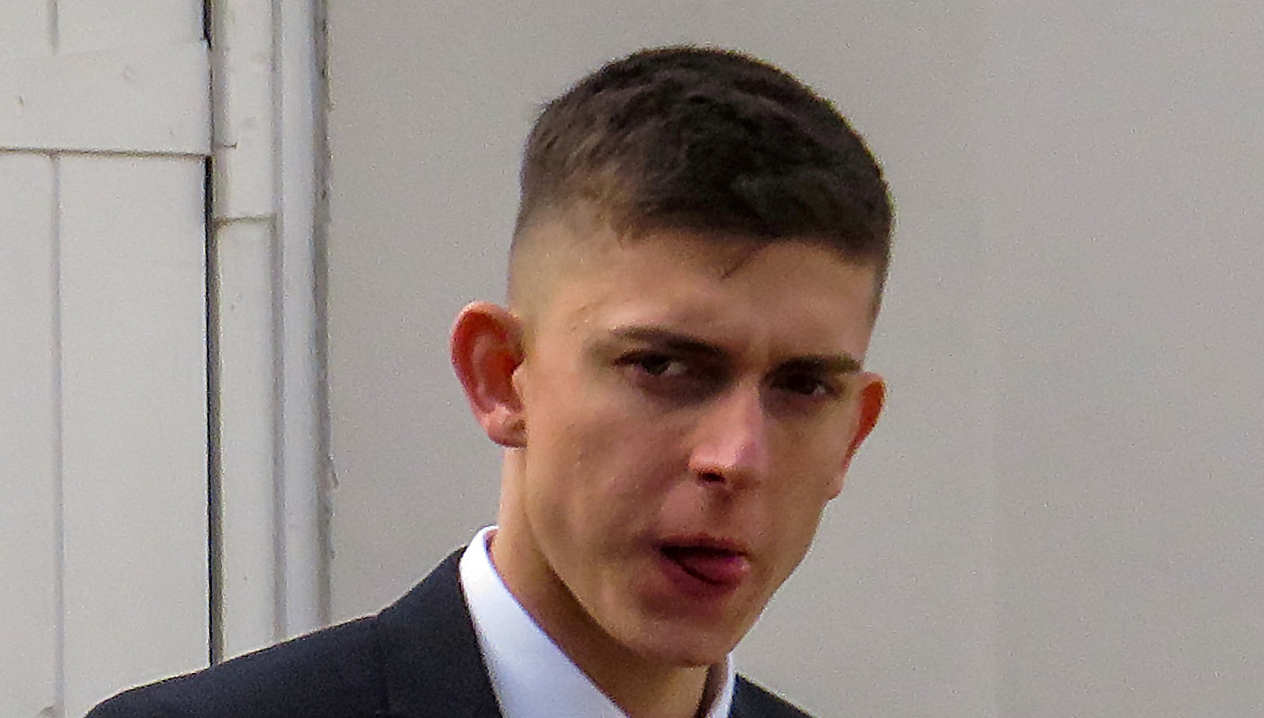 Harrison Walker Teen spared jail after prank goes wrong