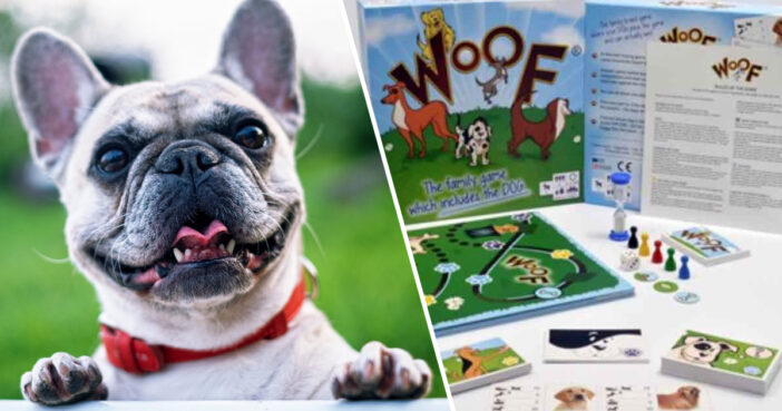 Dog Board Game