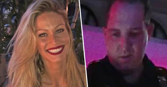 Cop Caught 'Ogling' Yoga Instructor As He Arrests Her In Bodycam Footage