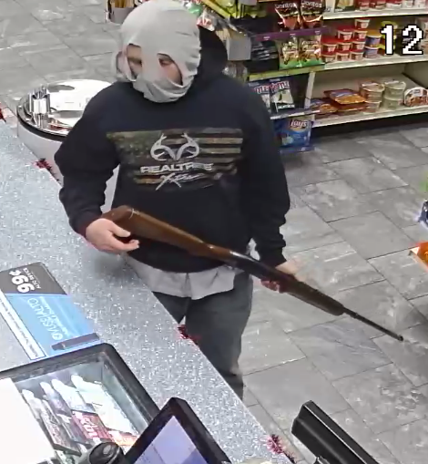 Man Wears Underpants As Disguise During Armed Robbery