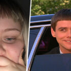 Woman Left With Dumb And Dumber Fringe After Boyfriend Cuts Hair With Razor