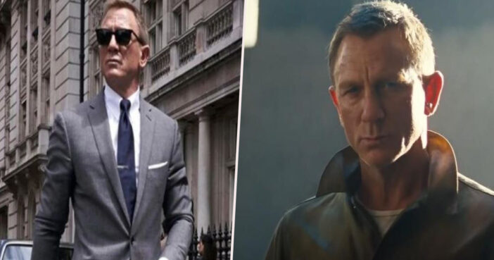 First Teaser Trailer For James Bond No Time To Die Has Dropped