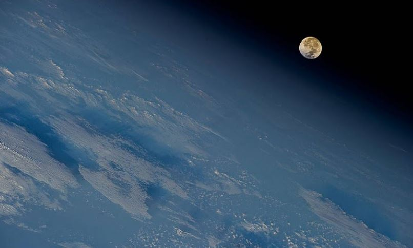 Cold Moon NASA