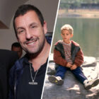 Adam Sandler Reunites With Cole Sprouse 20 Years After Big Daddy