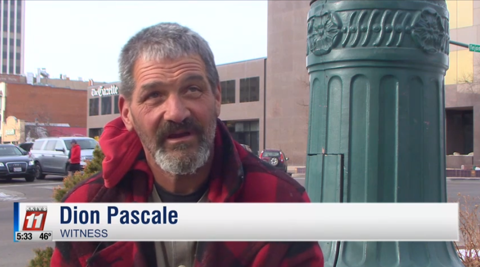 Dion Pascale 11 News