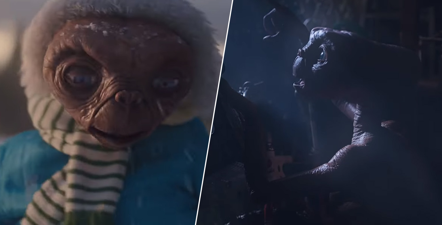 Extended Cut Of Sky's E.T. Christmas Advert Is Even More Emotional