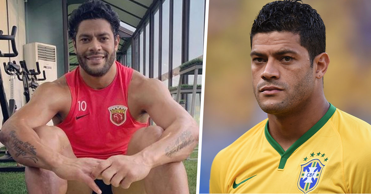 Brazilian Footballer Hulk Leaves Wife Of 12 Years For Her Niece