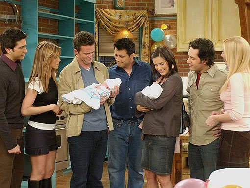 Friends finale voted the best of the past 20 years