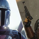Man Behind The Mandalorian Mask Is Actually John Wayne's Grandson
