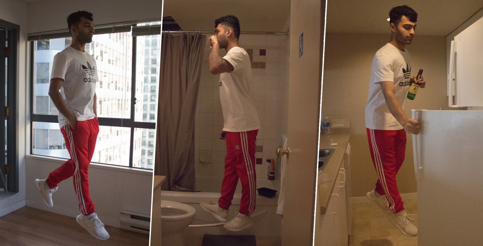 Student Says He Can Levitate After Not W*nking For A Month