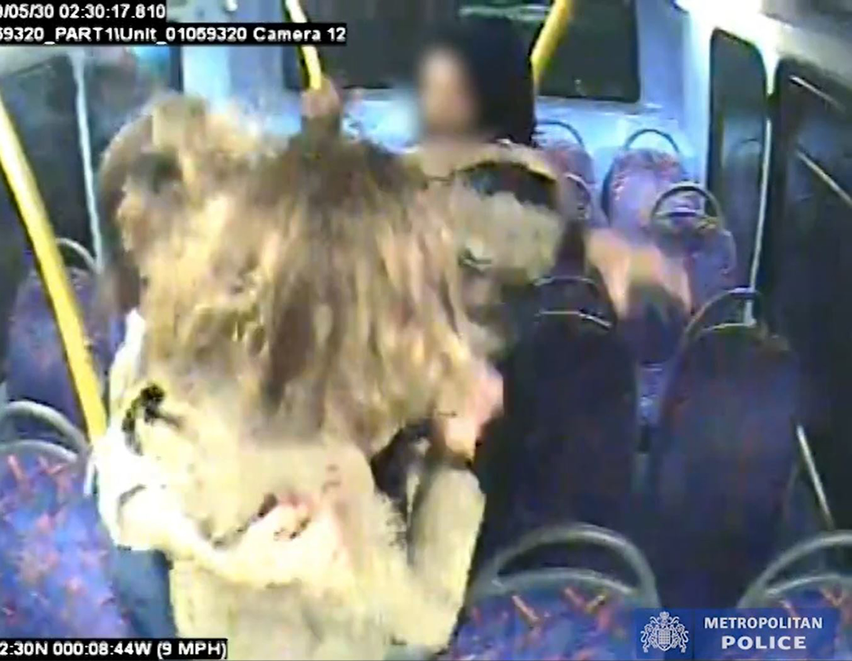 16-Year-Old Boy Won't Go To Jail For Attacking Couple On Bus