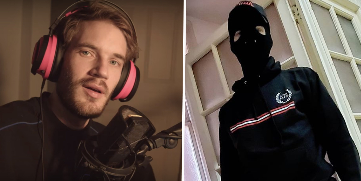 PewDiePie Responds After 90% Of Belongings Stolen By Burglar