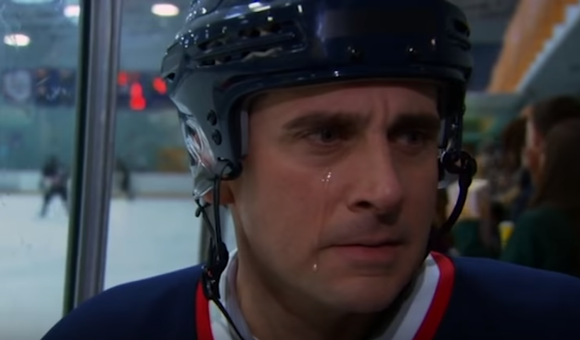 Michael Scott's Full Movie Threat Level Midnight From The Office Has Been Released