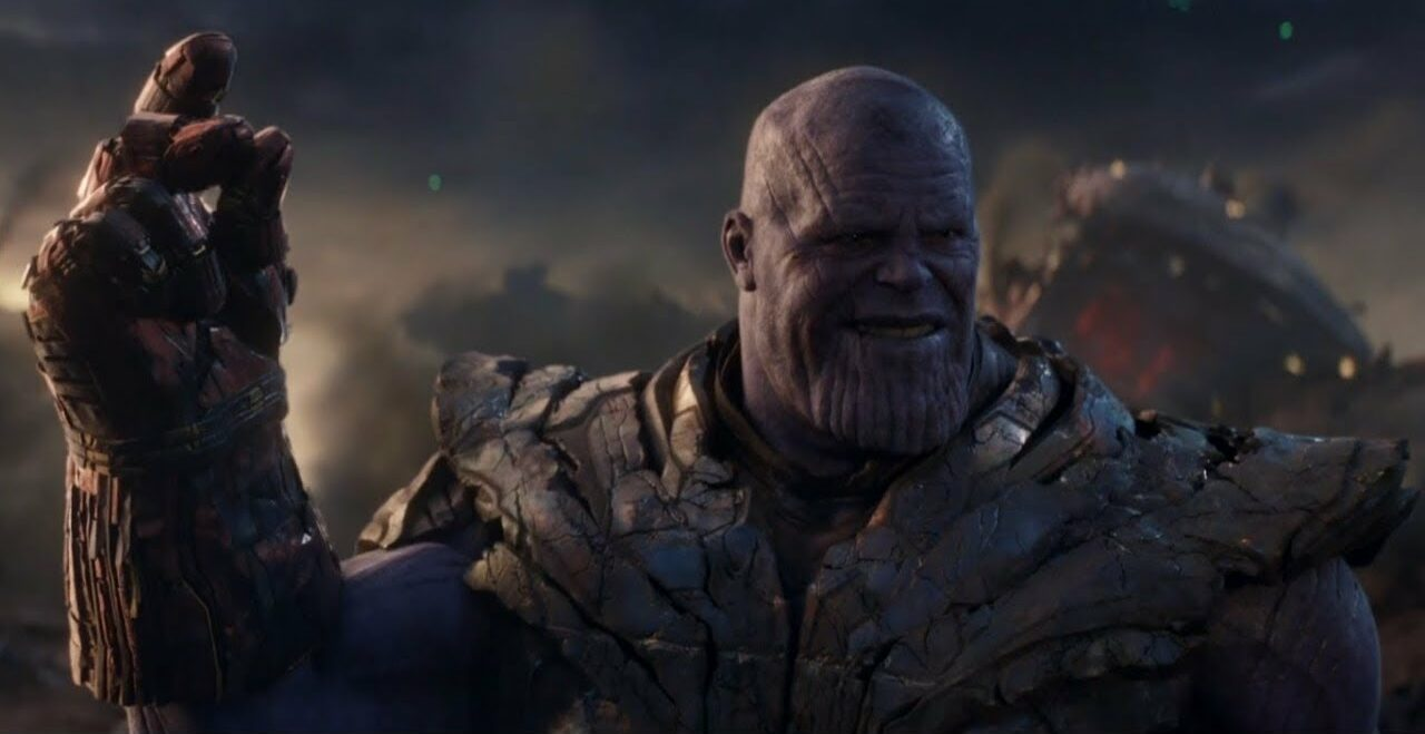 Thanos I am Inevitable