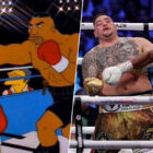 The Simpsons Predicted Andy Ruiz Jr Vs Anthony Joshua II
