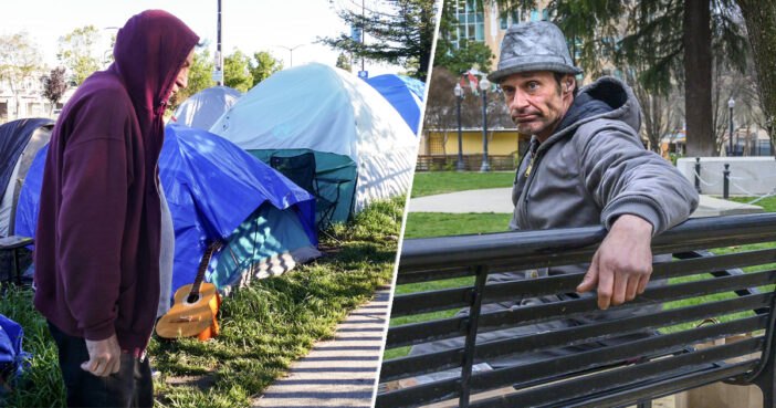 US Homeless Population Rises For Third Year In A Row