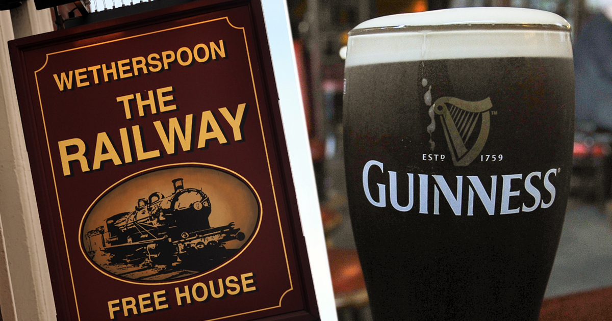 Wetherspoons Announces £200M Plan For New Pubs And 10,000 More Jobs
