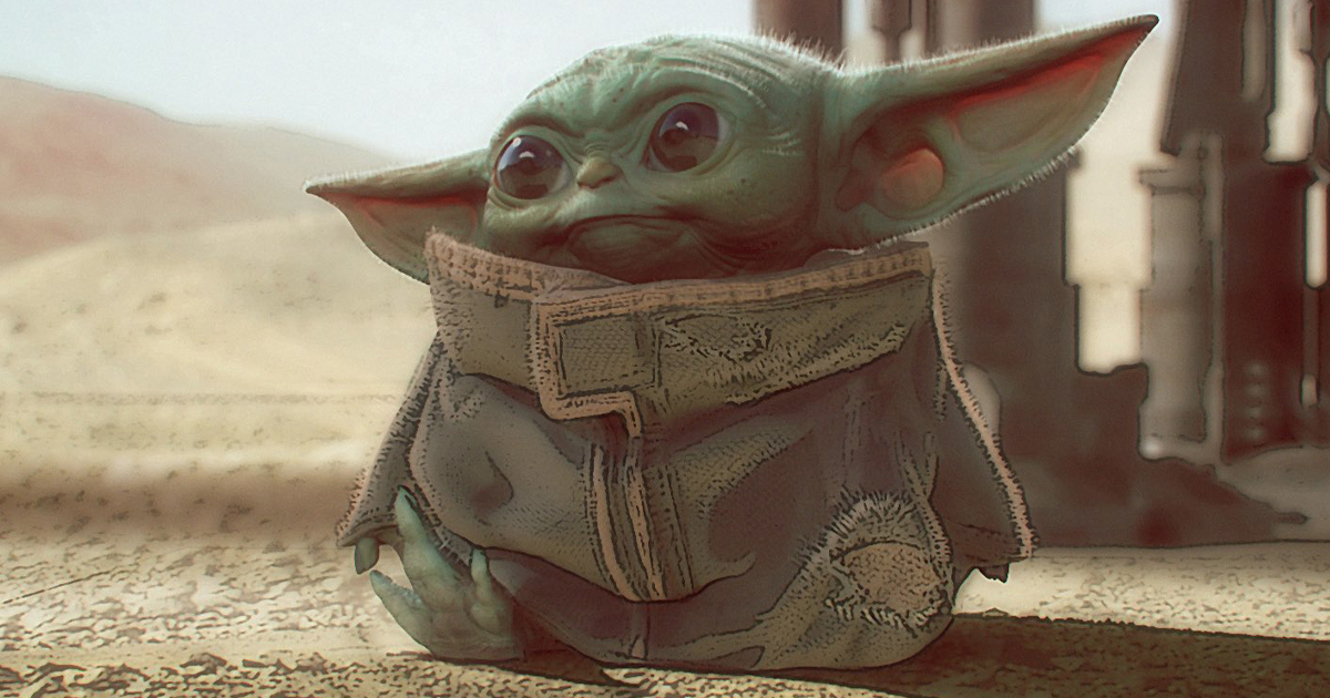 Baby Yoda Was The Most Popular Baby Of 2019