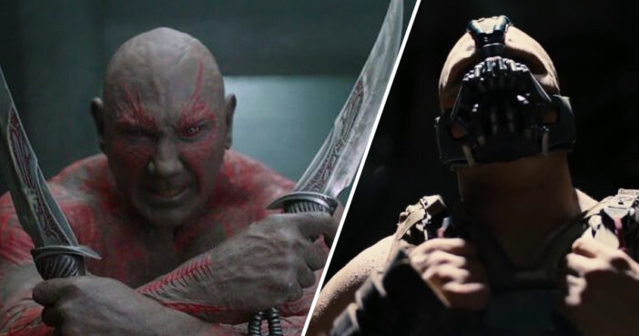 People Think Dave Bautista's Latest Tweet Means He'll Play Bane In The Batman
