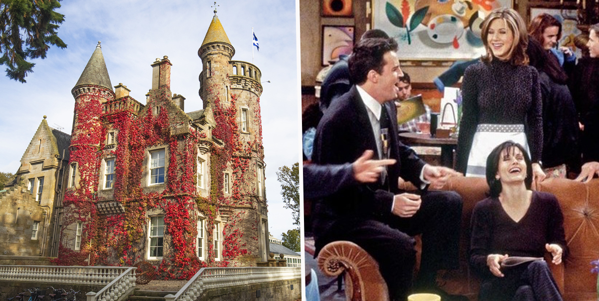 You And A Friend Can Get Paid $5,000 To Live In A Castle And Drink Coffee