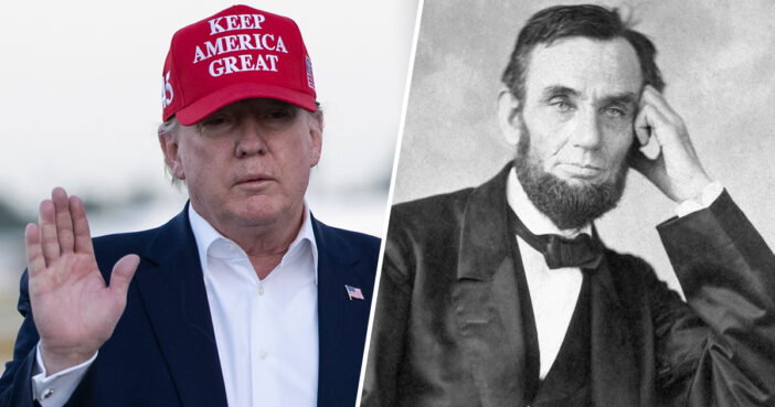 Over Half Of Republicans Think Donald Trump Is A Better President Than Abraham Lincoln