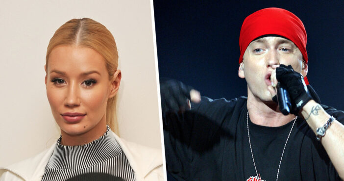Eminem Fires Serious Shots At Iggy Azalea And 'Milli Vanilli Hip Hop'